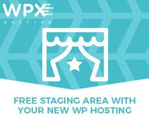Free Stage area with your WP hosting